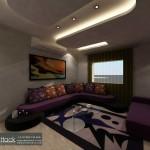 البوم لعرض تصاميم 3d لعميل شقة بمدينة نصر قبل البدء فى التنفيذ
