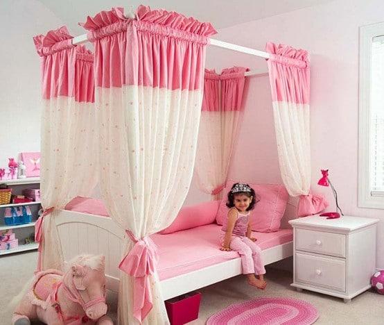ديكورات غرف اطفال حديثة